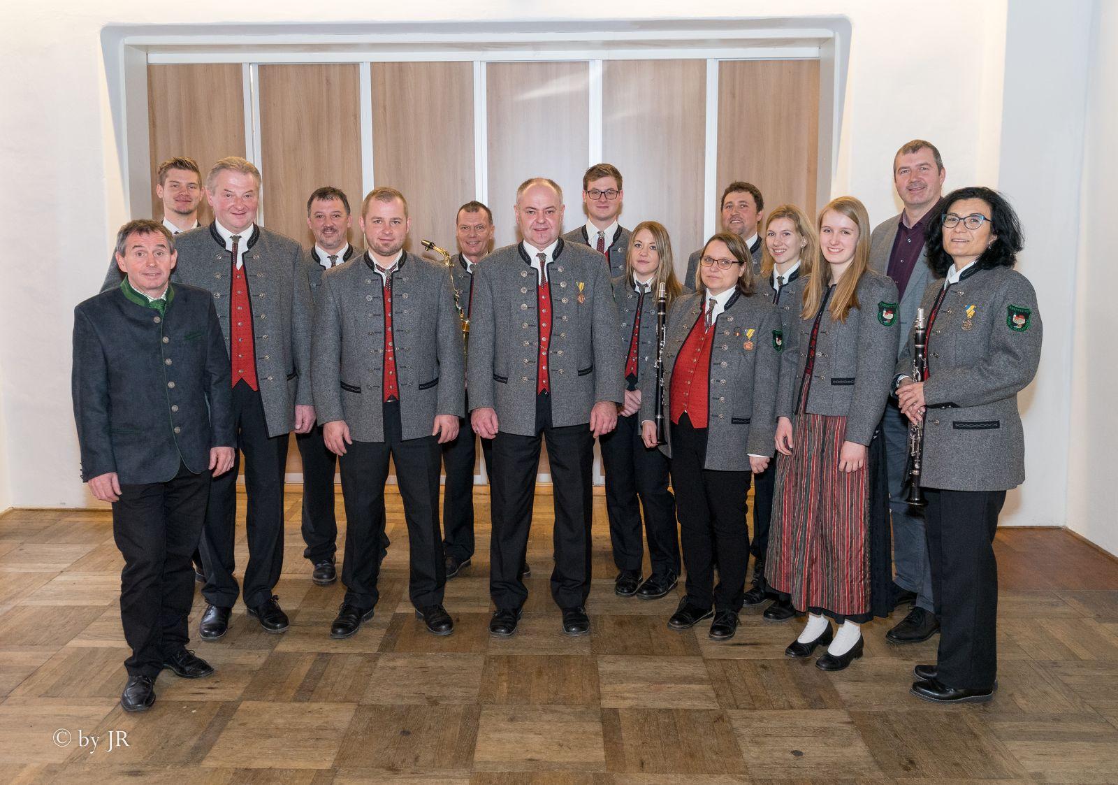 Vorstandsmitglieder seit März 2019